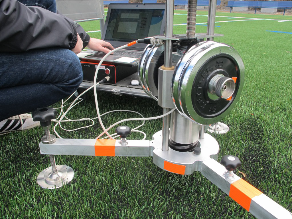 Sports surface testing - Labosport
